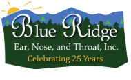 Blue Ridge Ear, Nose & Throat Logo